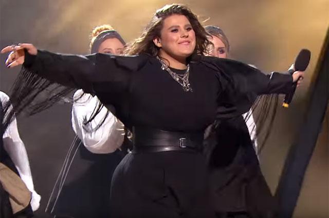 Выступление Kazka в финале Национального отбора на Евровидение-2019.
