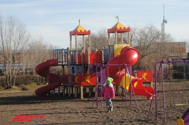 Общественное пространство реконструируется по программе «Формирование комфортной городской среды».