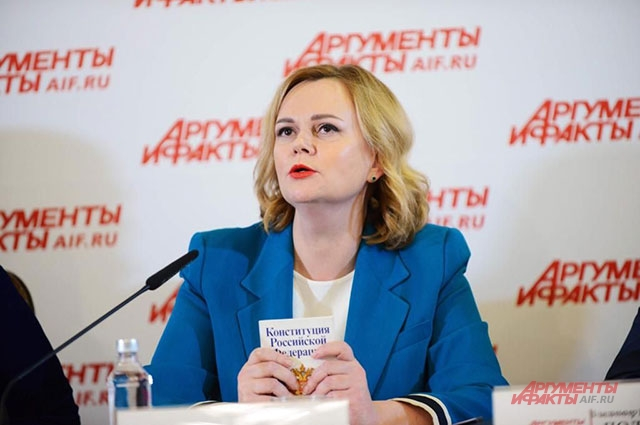 Ирина Дережова, общественный деятель, директор некоммерческой организации «Академия лидерства и самореализации».