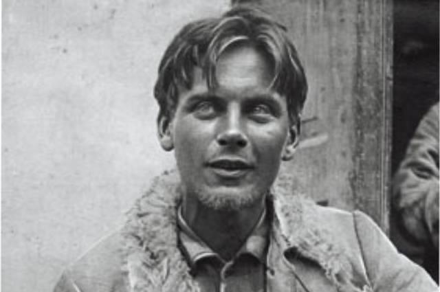Павел Лукницкий.