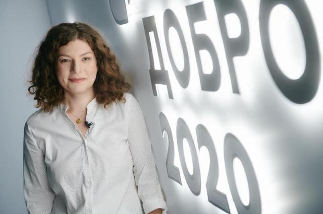 Саша Бабкина.