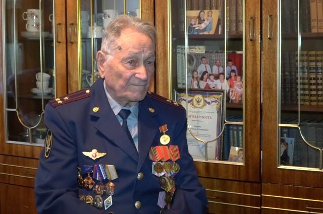 Александр Чернев