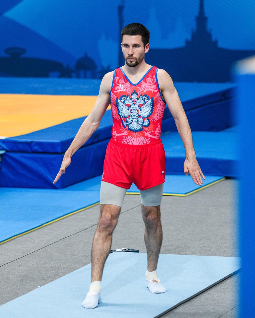 Михаил Заломин.