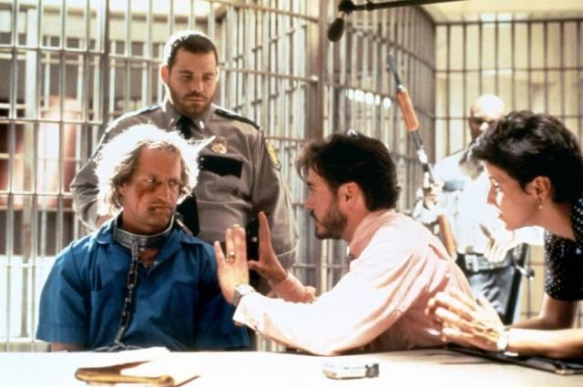 «Прирождённые убийцы», 1994 год.