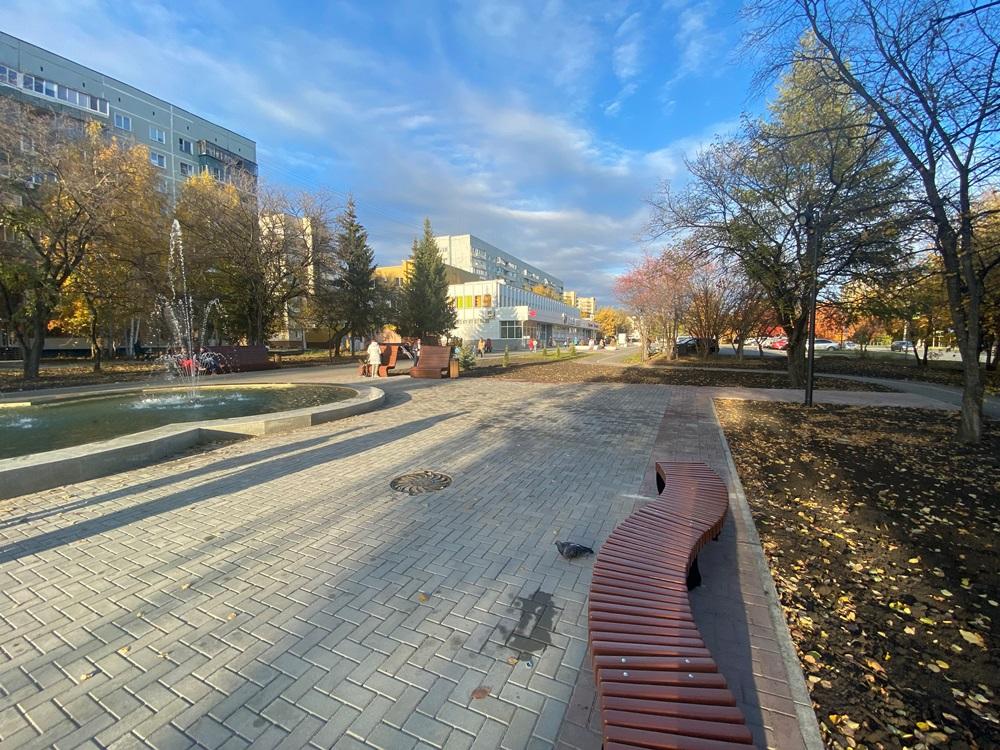Бульвар Карла Маркса в Озерске - один из больших проектов, который выполняла компания.