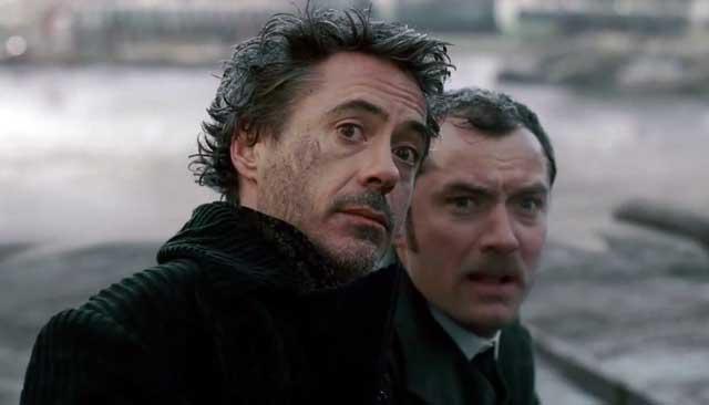 Образ детектива Холмса несколько десятков лет вдохновляет кинематографистов.
