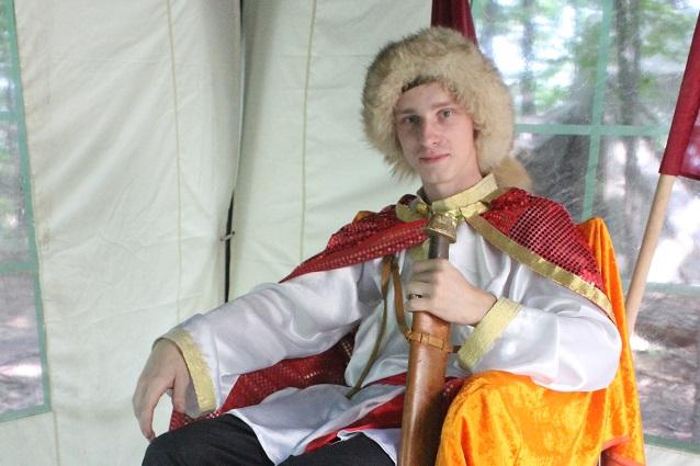 Великий князь - молод да разумен!
