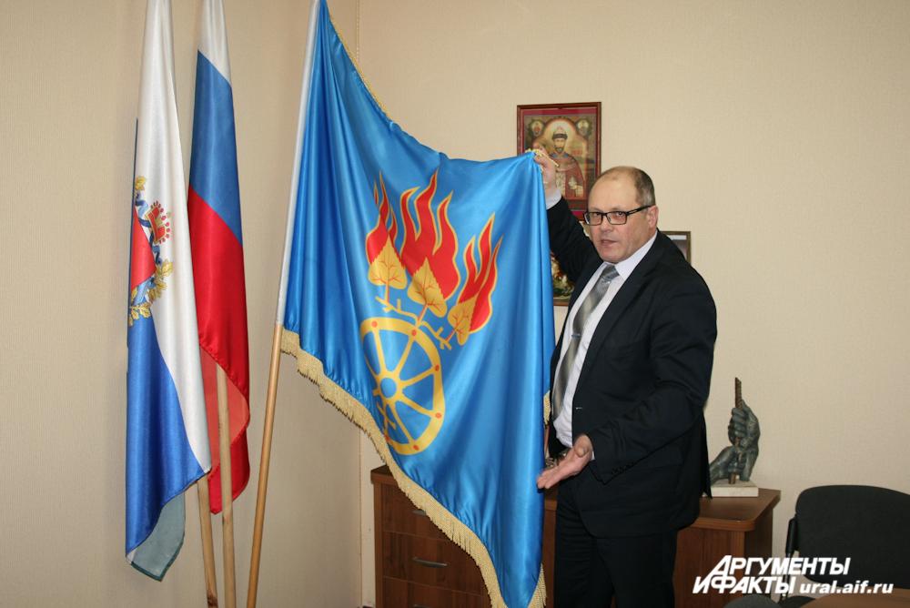 И.о. главы города Игорь Бусахин: «Дегтярск много десятилетий был шахтёрским городом».