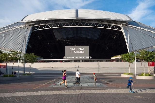 Национальный стадион, Сингапур.
