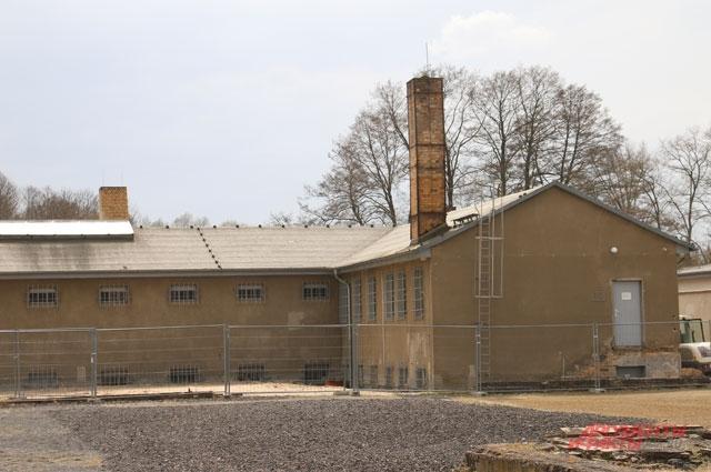 Тюрьма-карцер, где умертвили еврейских девушек.