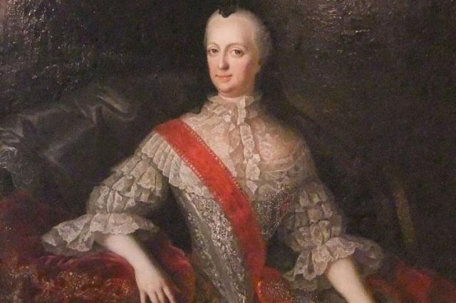 Иоганна Елизавета была правнучкой датского короля.
