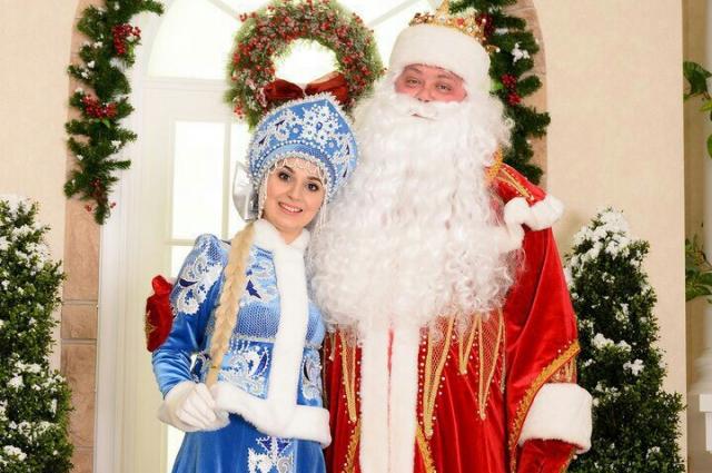 Успех - в удачном тандеме с Дедом Морозом.