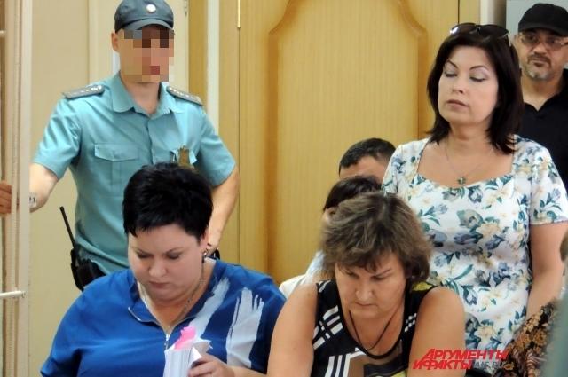 Исполняющая обязанности заведующего отделением ГБУЗ «ВОПАБ» Наталья Герасименко.