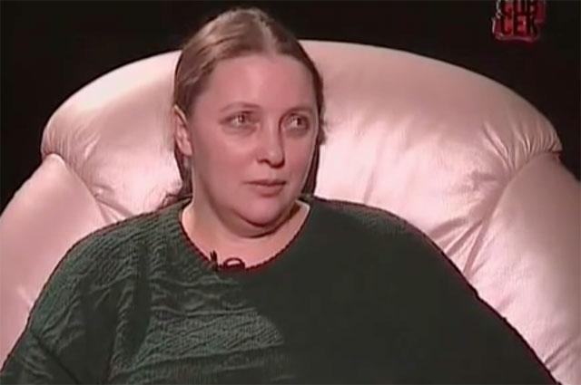 Лариса Савицкая.