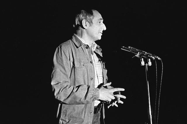 Марк Захаров. 1974 г.