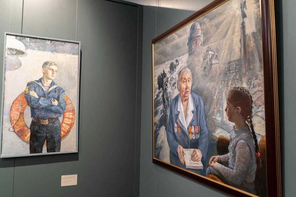 «Письма с фронта» - о настоящих ветеранах Второй мировой.