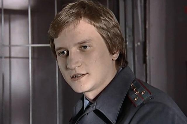 Сергей Куницкий в сериале «Тайны следствия».