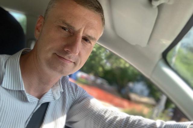 Руководитель проекта Антон Комичев