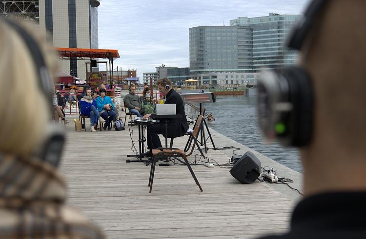 Иммерсивный концерт во Владивостоке в честь победителей конкурса