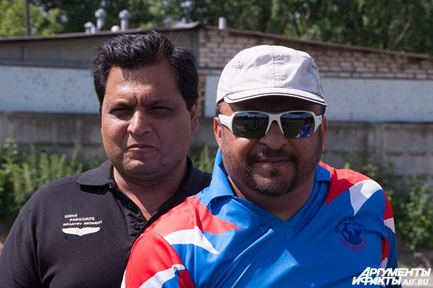 Индиец Ашвани Чопра и его друзья начали играть в Москве в крикет ещё в середине 1990-х