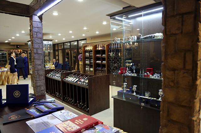 Открытие выставочного бутика в Сочи