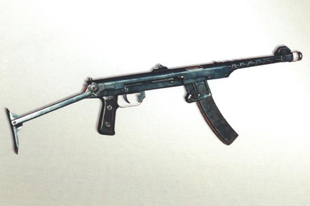 Пистолет-пулемет Судаева, обр. 1943 года