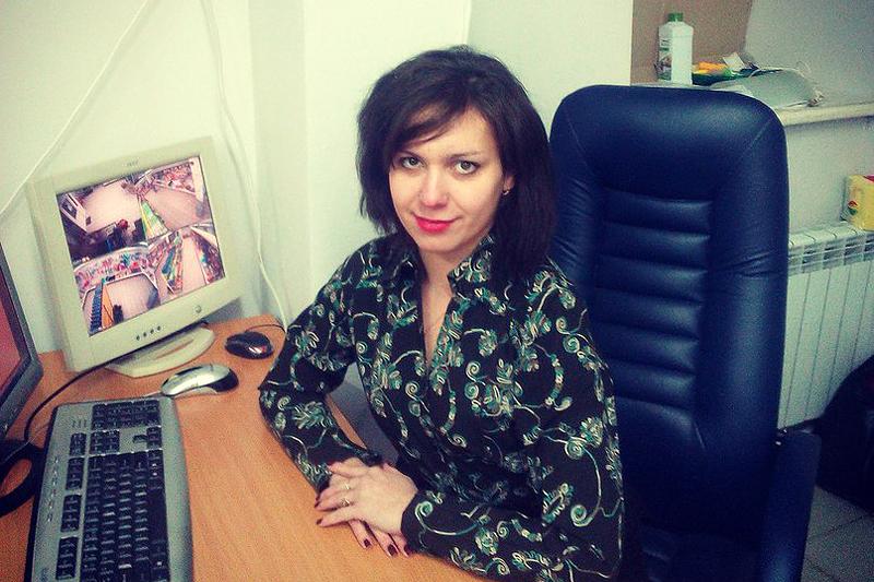 Наталья Семичева - один из организаторов магазина.