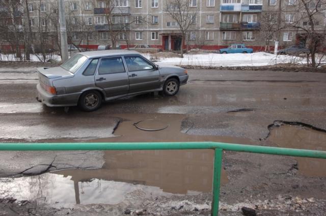 Улицы Петрозаводска в отвратительном состоянии и нуждаются в срочном ремонте