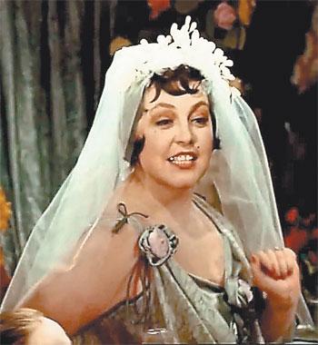 Лидию Федосееву-Шукшину ещё долго называли «знойная женщина».
