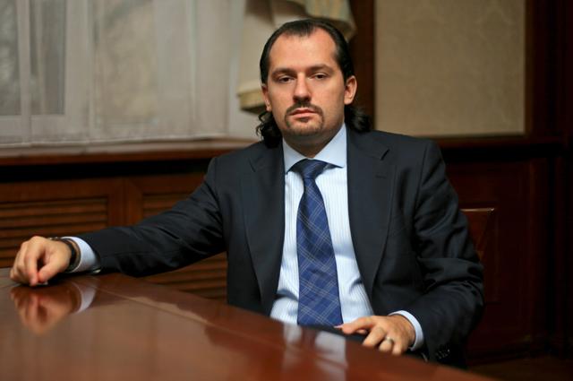 Генеральный директор АО «Фирма Мелодия» Андрей Борисович Кричевский.