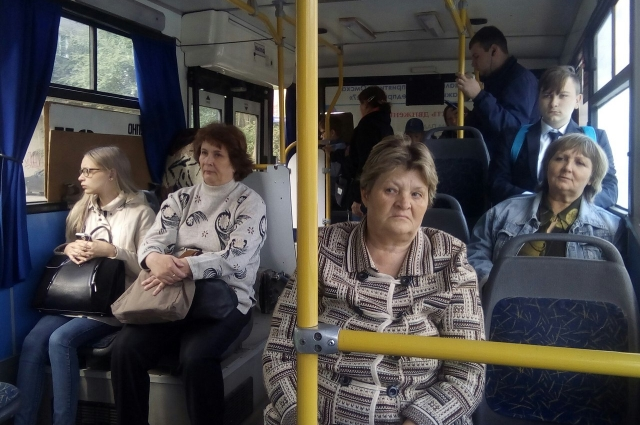 Некоторых пассажиров акция не заинтересовала.