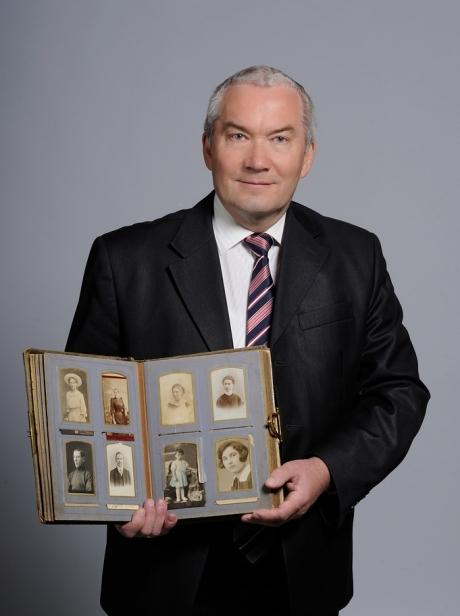 Исследователь рода президента Александр Путин.