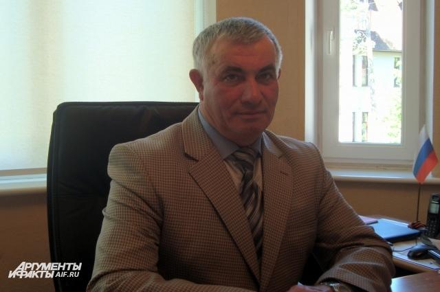 Скляров Юрий Васильевич