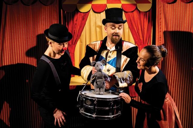 Приключения Мышонка в цирке станут развлечением и сюрпризом для всей семьи.