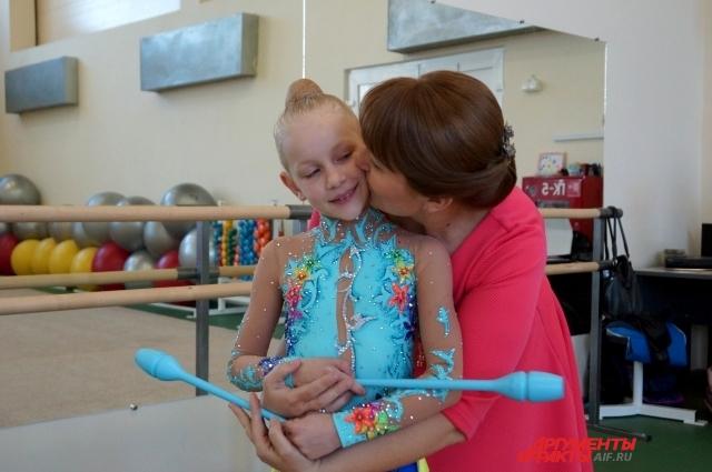 Мама спортсменки знала, что Ирина победит болезнь
