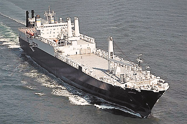 Ролкер проекта «1609» «Владимир Васляев» – он же «Капрал Рой Уит».