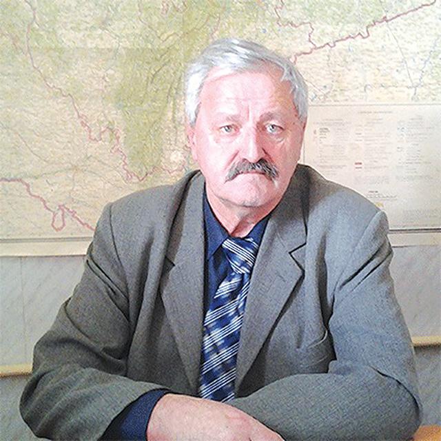 Иванов Владимир археолог