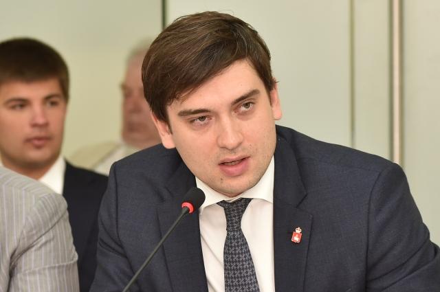 Максим Колесников переходит на работу в федеральное министерство.