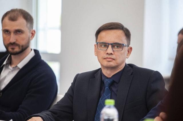 Тарас Антал, проректор по научной работе ПсковГУ