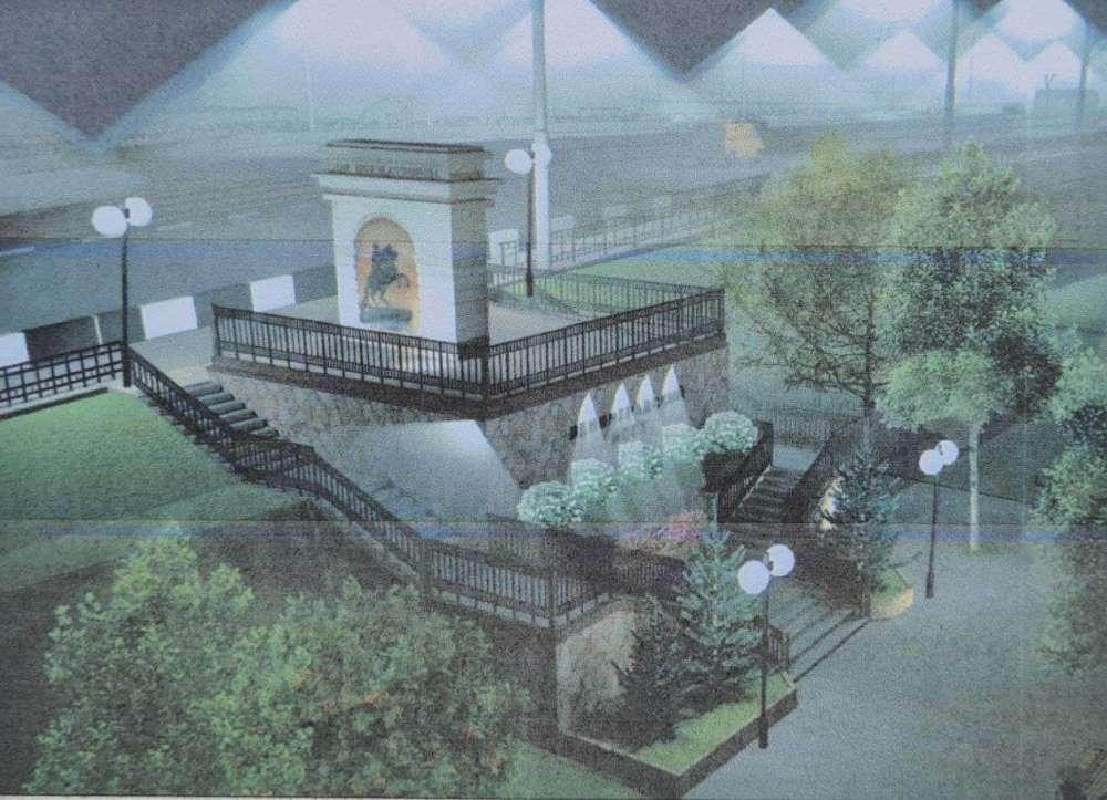Реконструируют не только проезжую часть моста, но и подходы к нему.