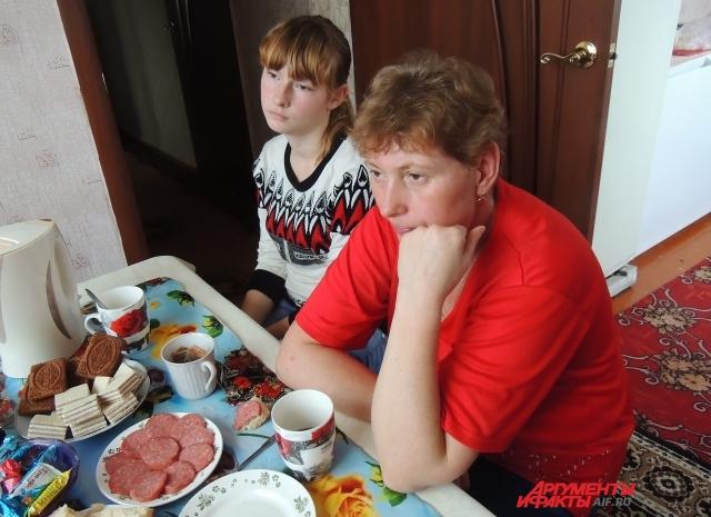 Светлана с Юлей надеются на помощь московских врачей