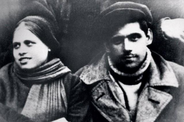 Бруно Фрейндлих расстался женой Ксенией Федоровой после ВОВ.