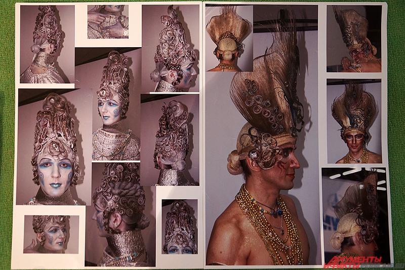 В багаже пермячки – порядка 70 невероятных творений, показанных на десятках российских и международных модных показах.