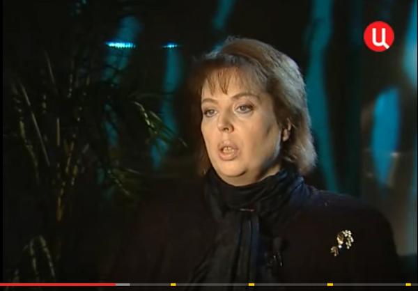 Евгения Чапаева.