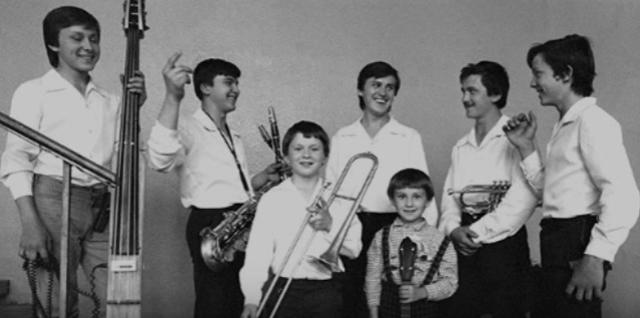 Джазовый коллектив «Семь Симеонов».