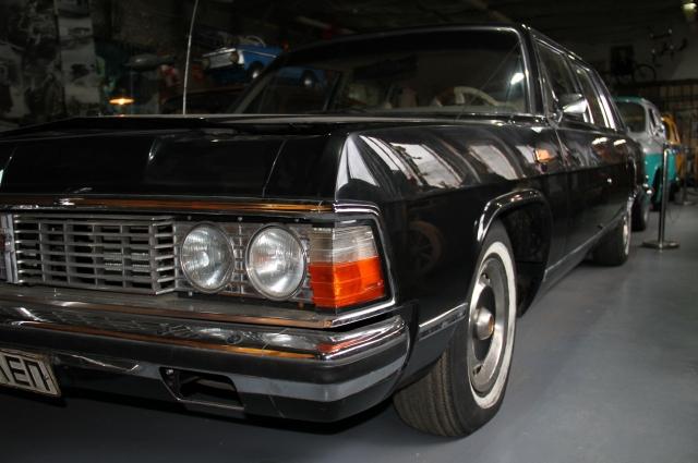 Всего сохранилось не более 100 моделей «ГАЗ-14».