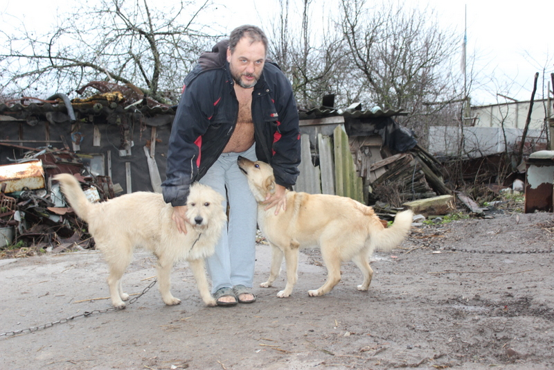 Александр Сохин вернулся в деревню, чтобы ухаживать за отцом.