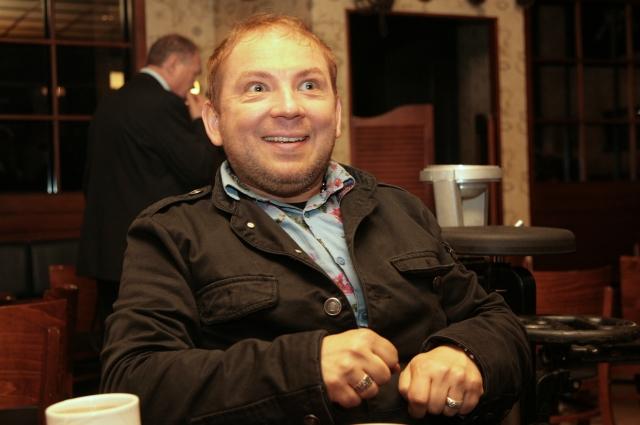Федорцов умеет говорить о серьезных вещах через смех.