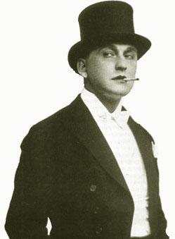 Александр Вертинский. Фото не позднее 1930-х годов