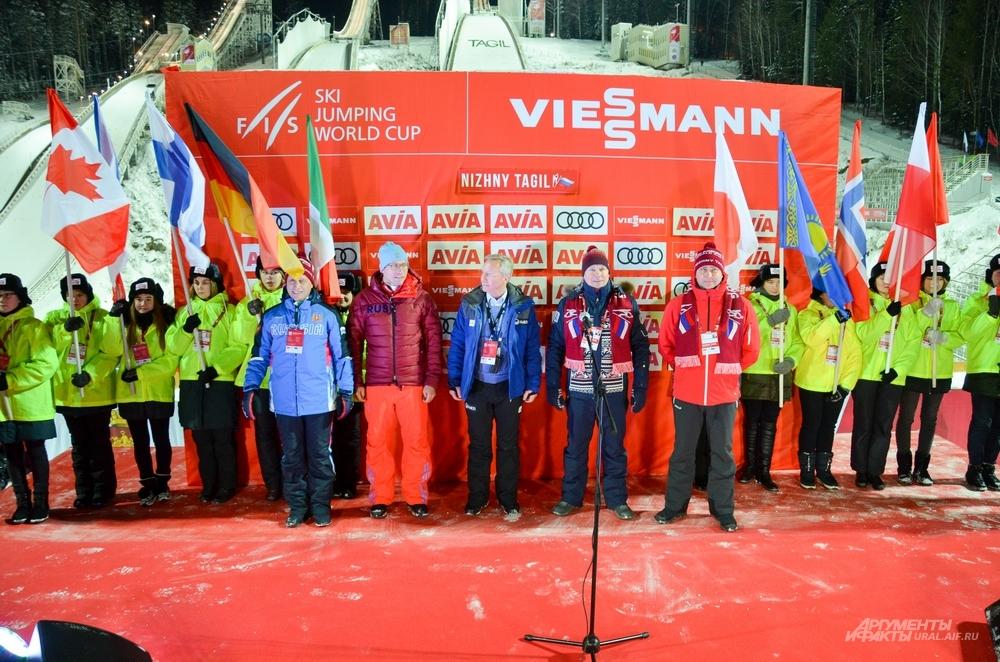 Пятый и шестой этапы Кубка мира по прыжкам на лыжах с трамплина в Нижнем Тагиле, 1 декабря 2018 года